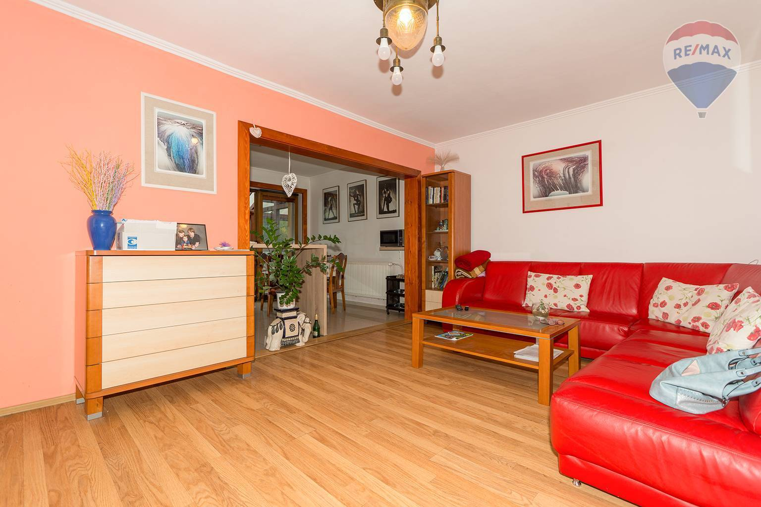 Predaj domu 160 m2, Liptovský Mikuláš - spoločenská miestnosť