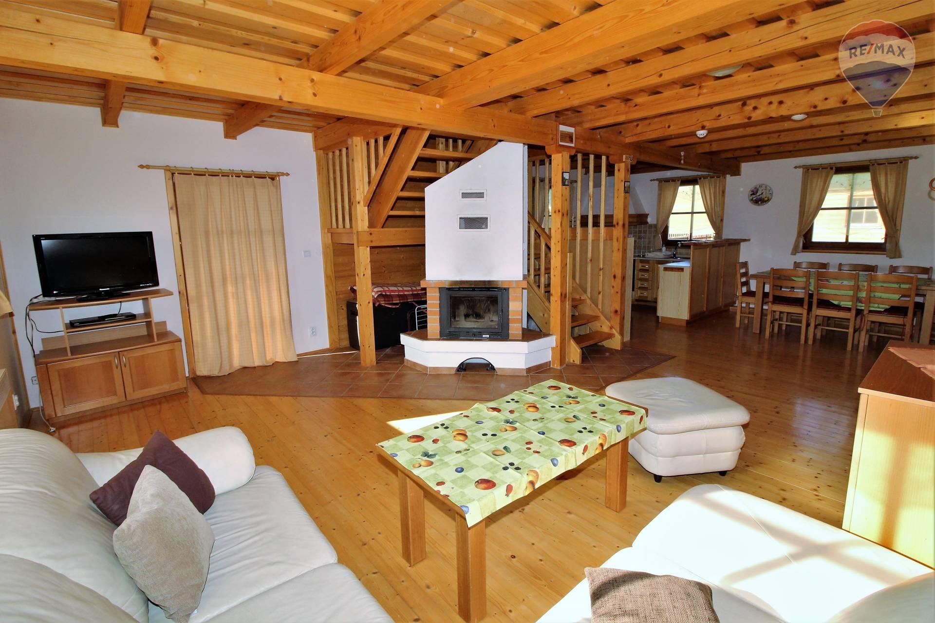 Na predaj rekreačný dom v Liptovskom Trnovci