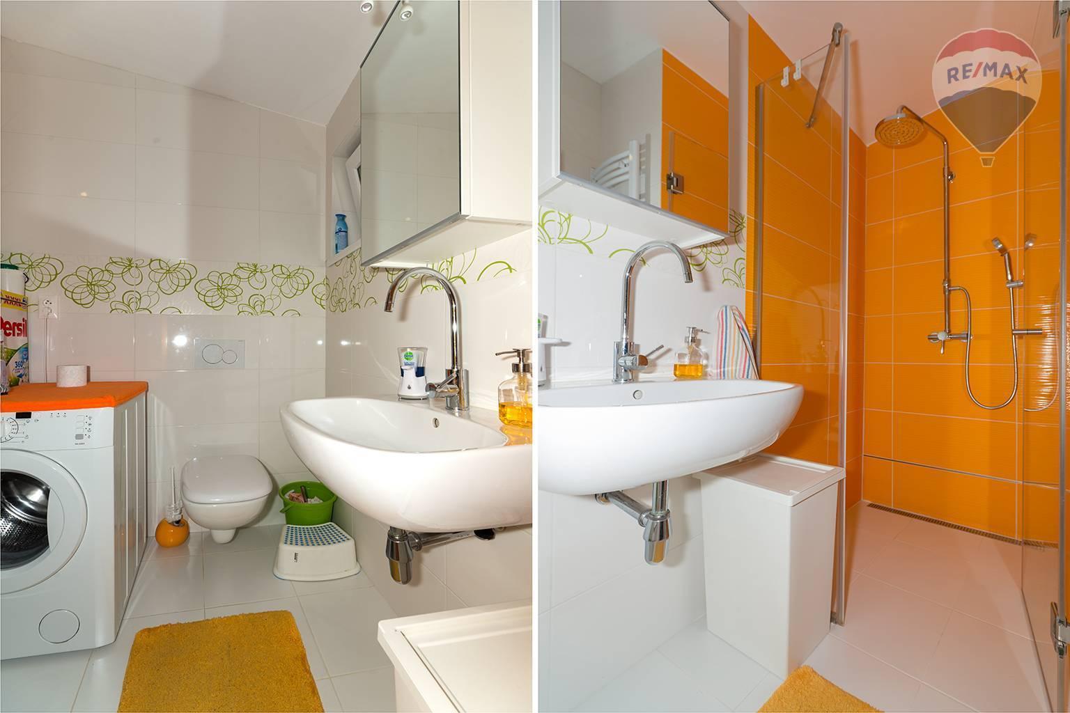 Predaj domu 163 m2, Liptovský Ondrej - kúpelňa s WC