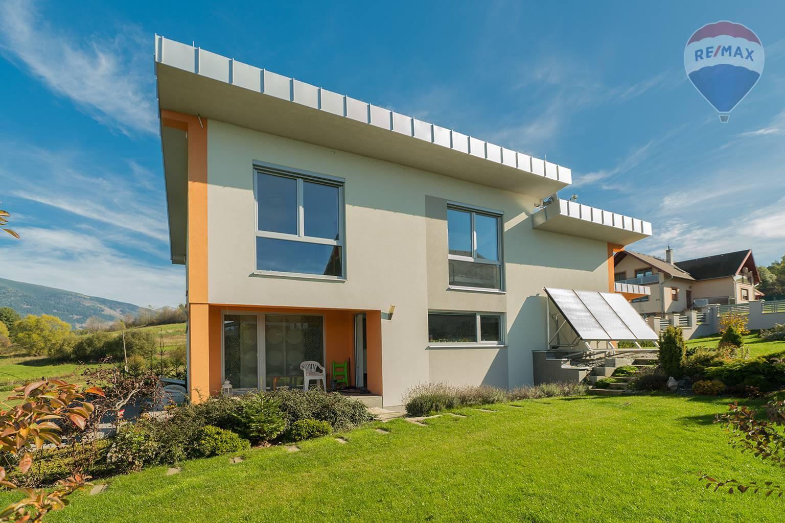 Predám nízkoenergetický dom, Liptovský Ondrej