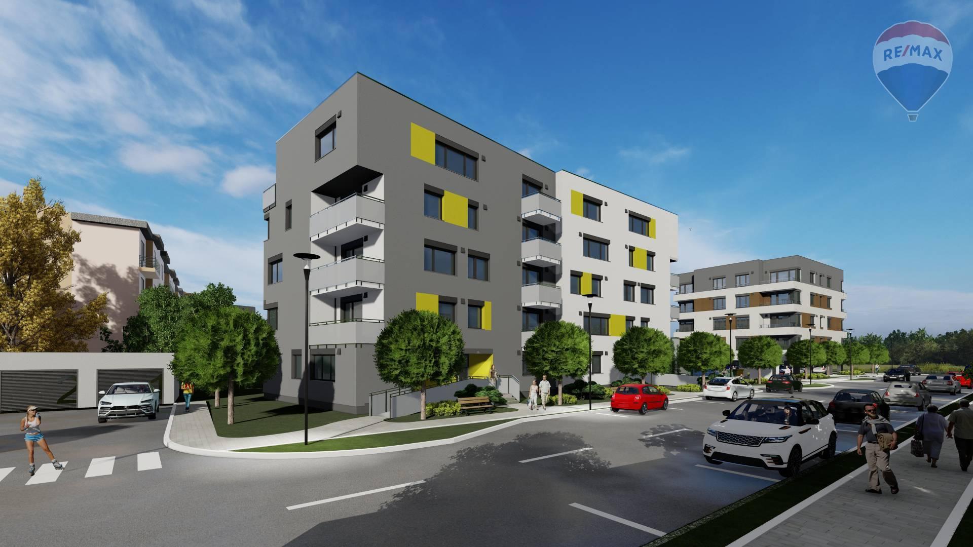 Na predaj nové byty v projekte Nová Palúdzka