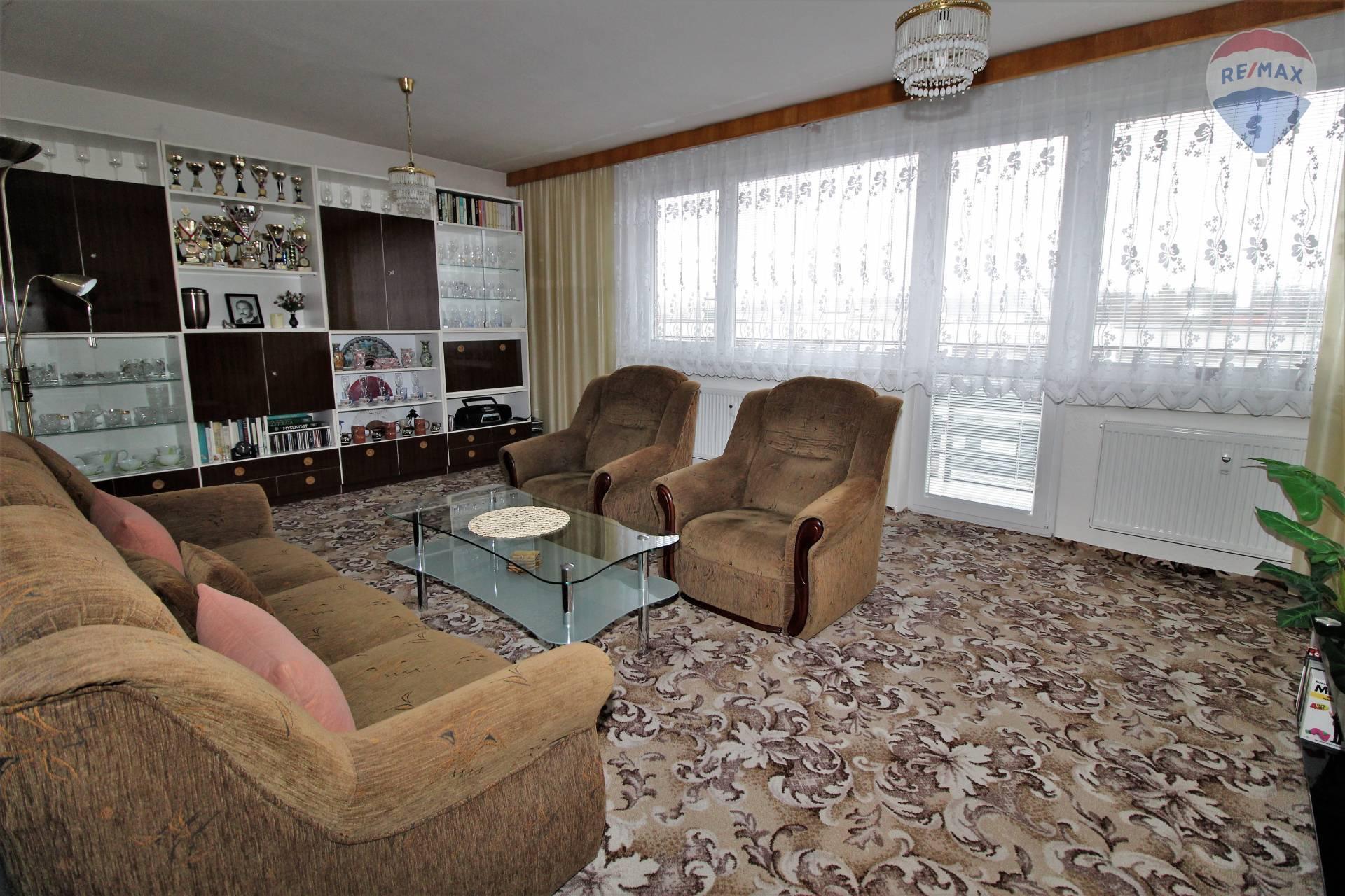 Na predaj 3 izbový byt v Liptovskom Mikuláši - Palúdzka