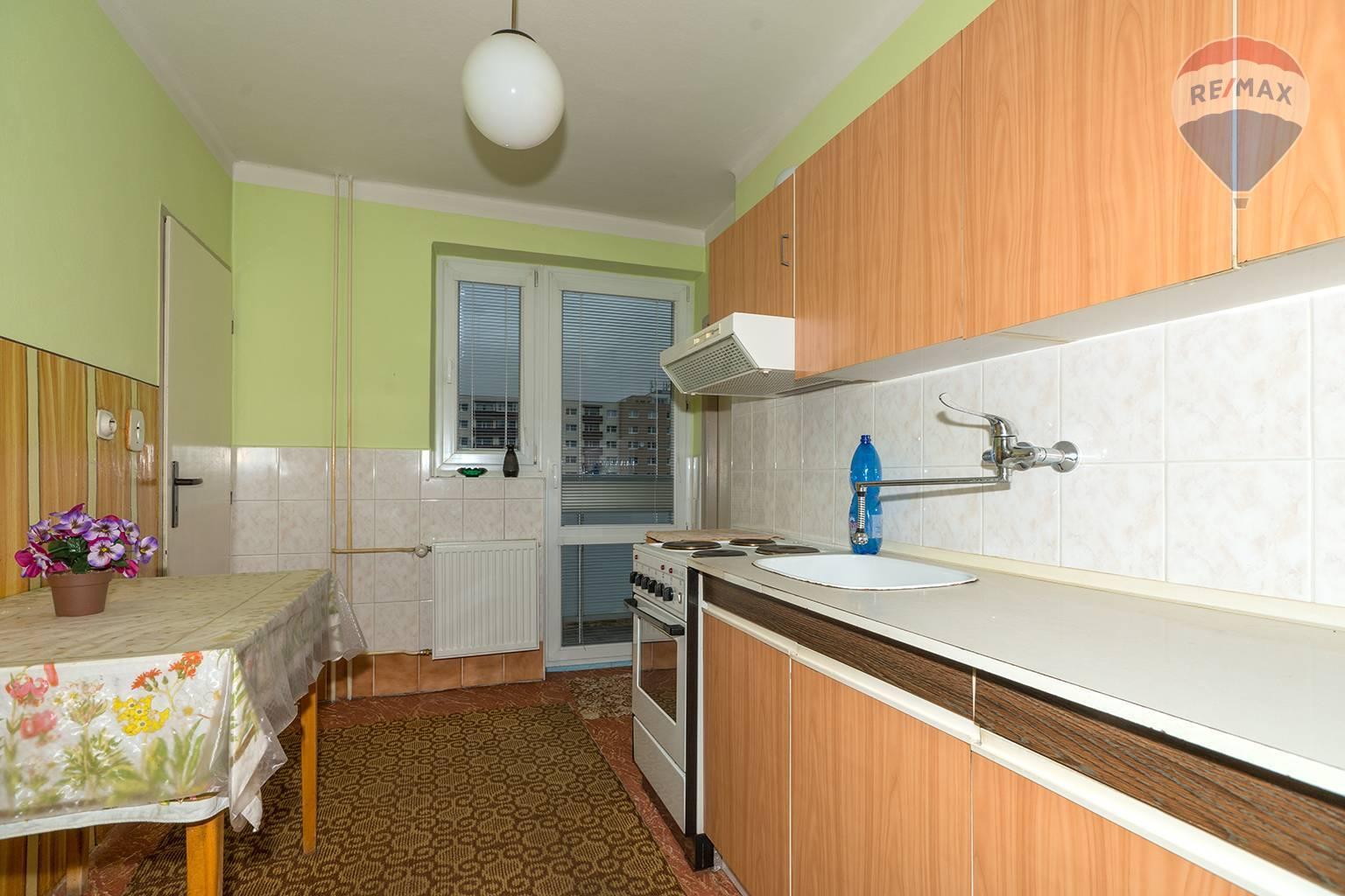 Rezervované: 3 izbový byt, Liptovský Mikuláš