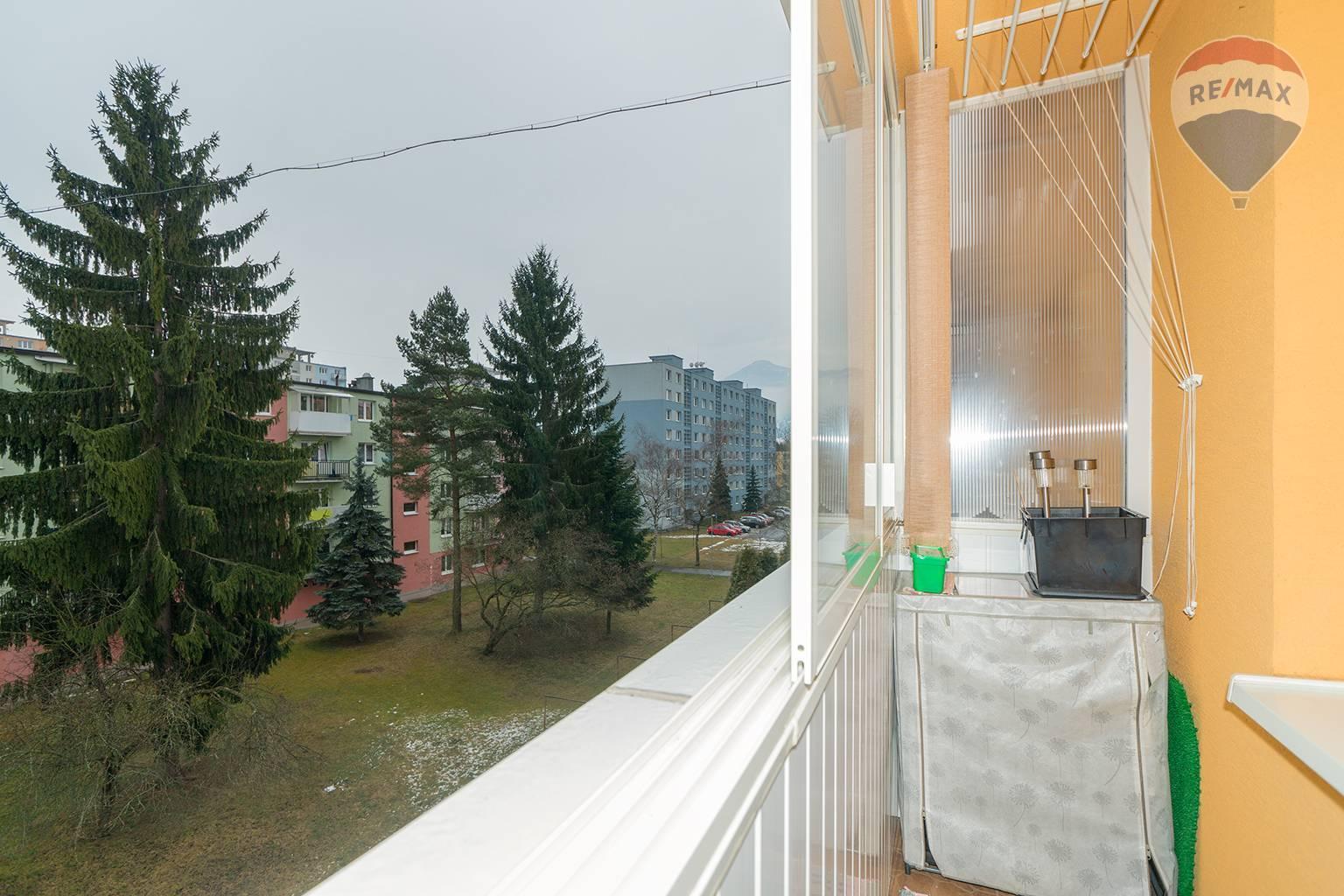 Nová cena:  3 izbový byt, Liptovský Mikuláš - Nábrežie