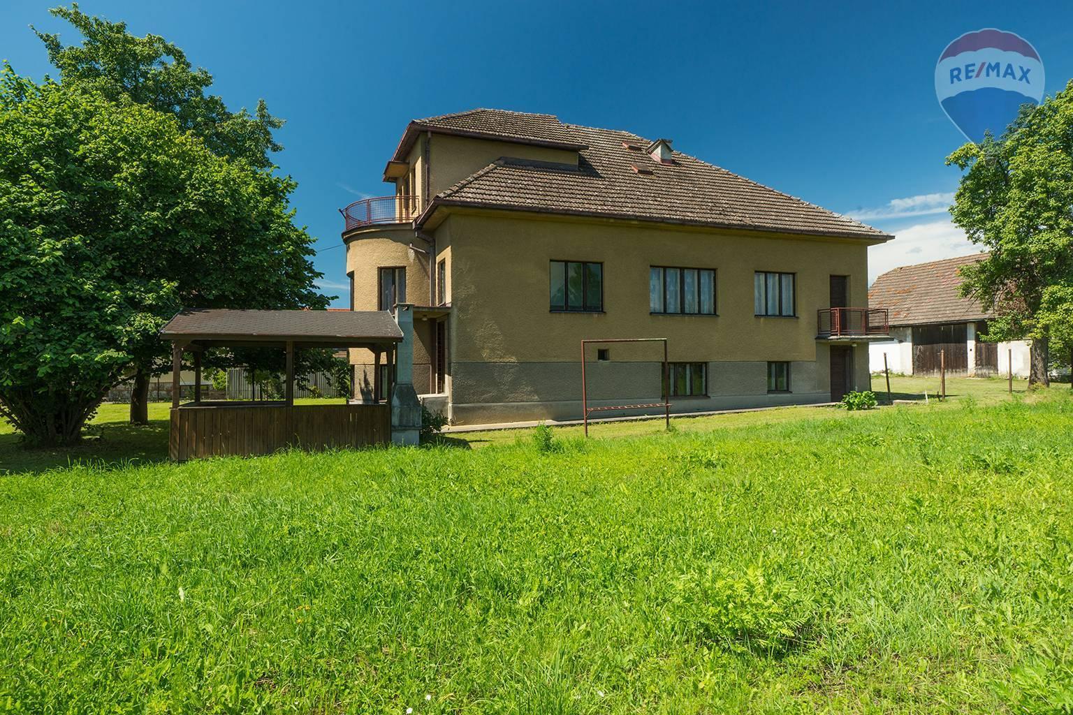 Predaj pozemku 3933 m2, Liptovská Teplá - dom