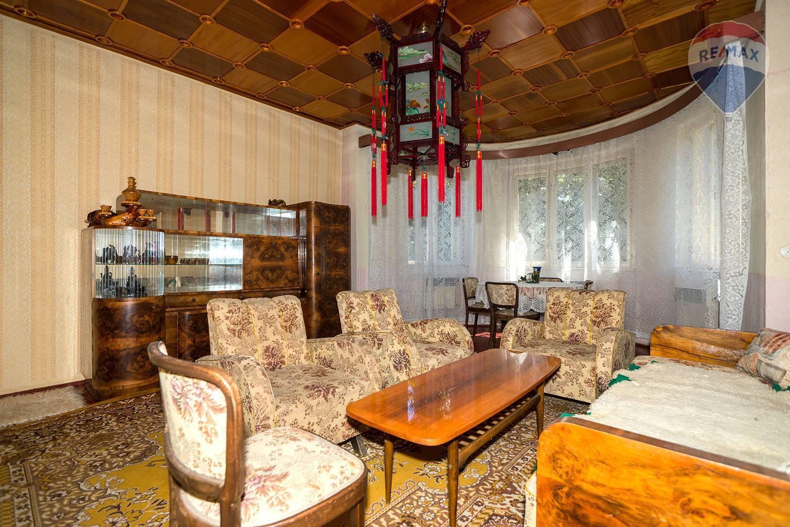 Predaj pozemku 3933 m2, Liptovská Teplá - prízemie obývačka
