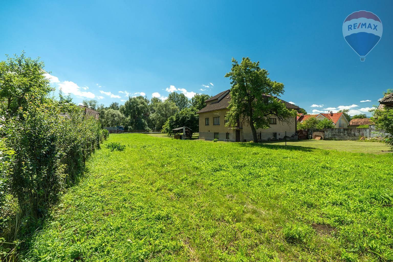 Predaj pozemku 3933 m2, Liptovská Teplá - pozemok