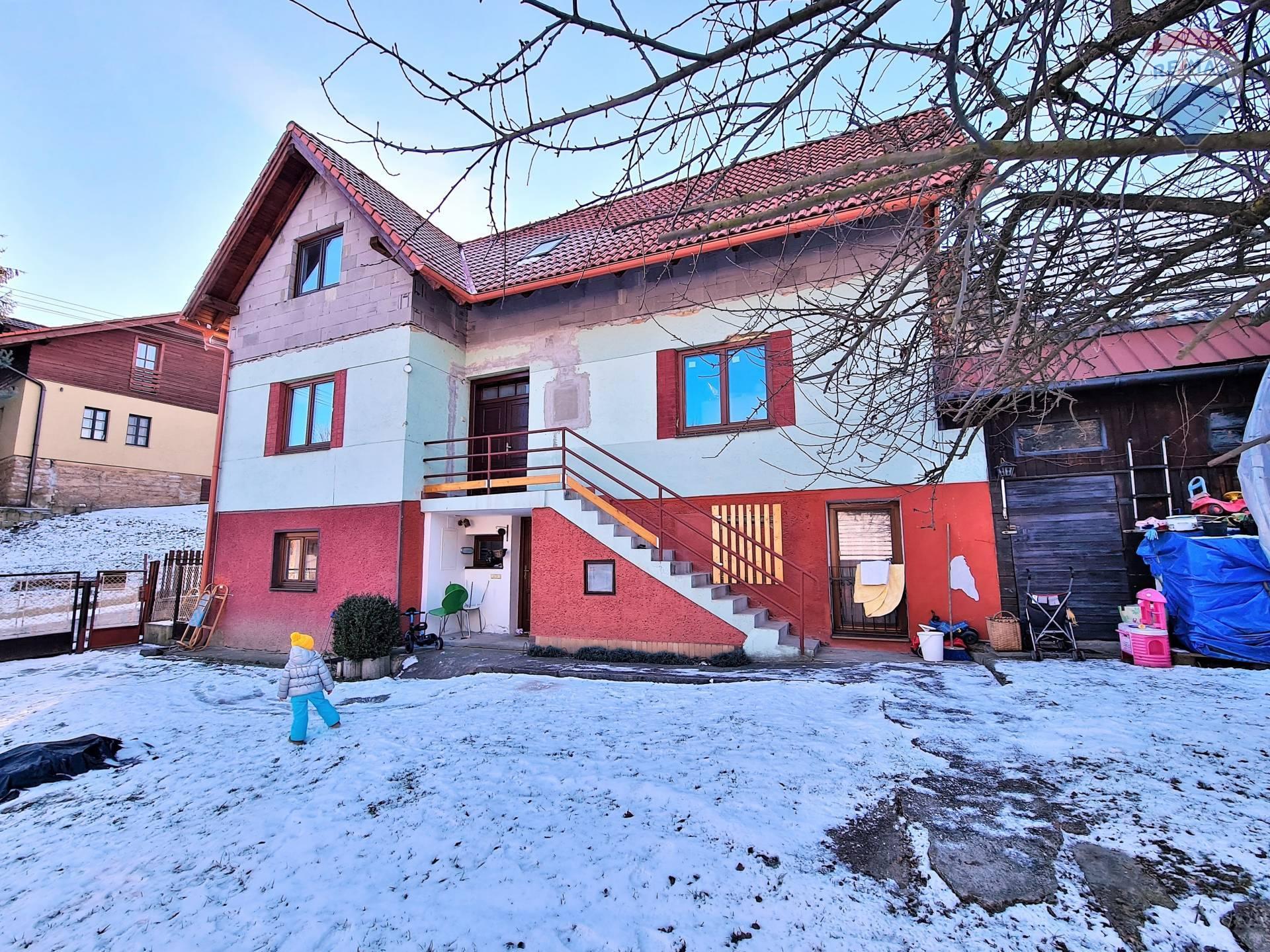 Na predaj rodinný dom v Dúbrave, Liptov