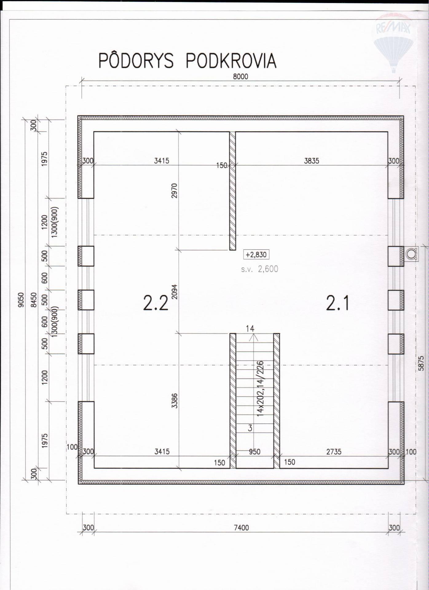 Predaj domu 143 m2, Čierna Voda - Realitná kancelária Remax ponúka na predaj 5- izbový rodinný dom so záhradou pri malom Dunaji