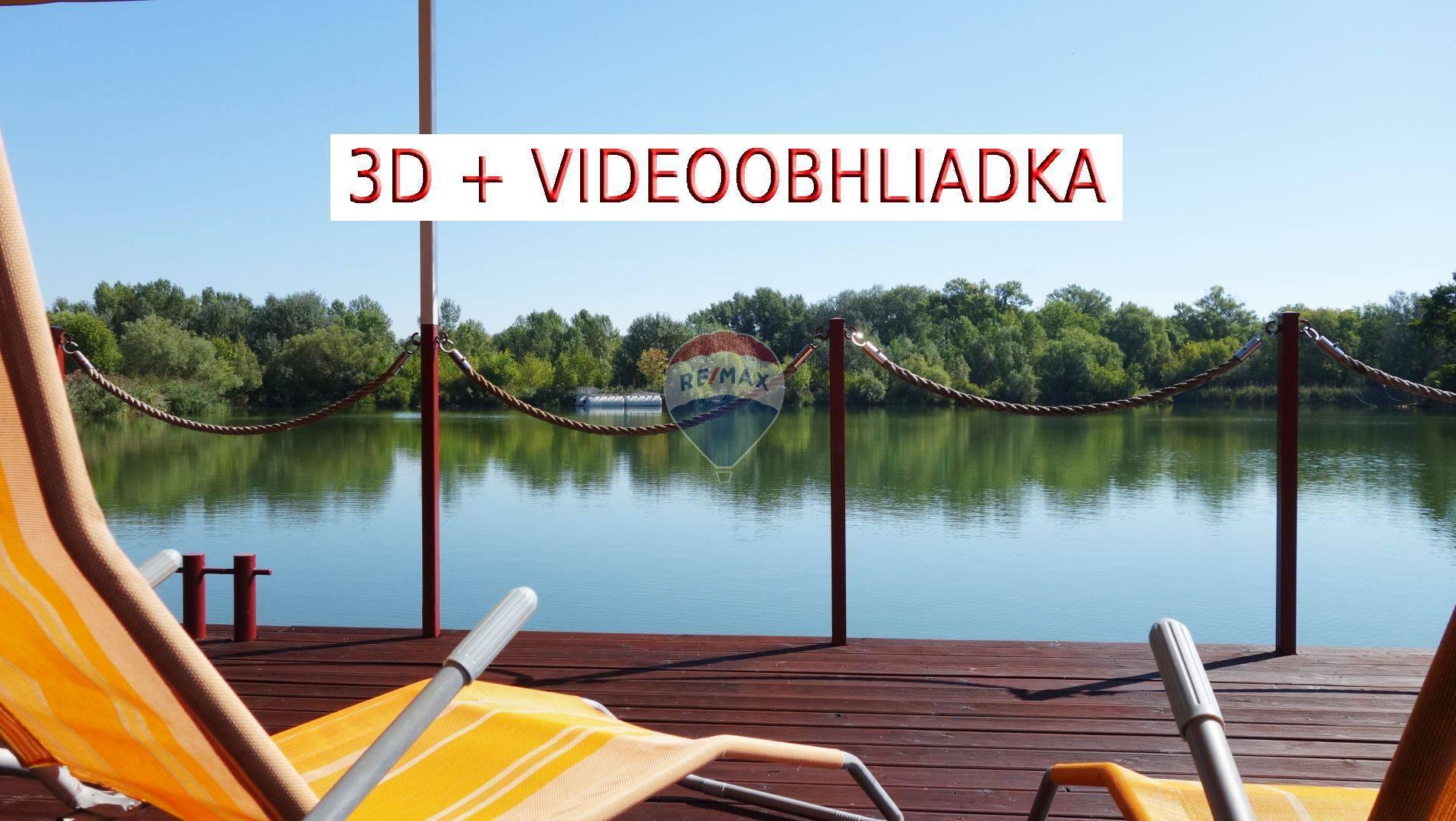 Hausboat na Jaroveckom ramene NA PREDAJ - pozrite si VIDEOOBHLIADKU!