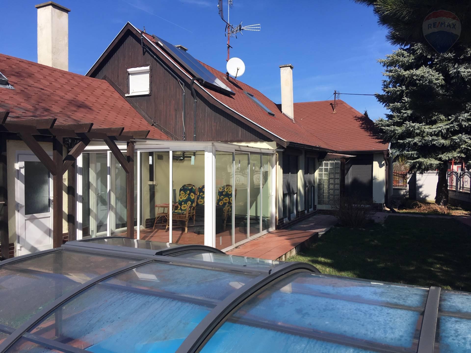Rodinný dom v obci Holice na prenájom