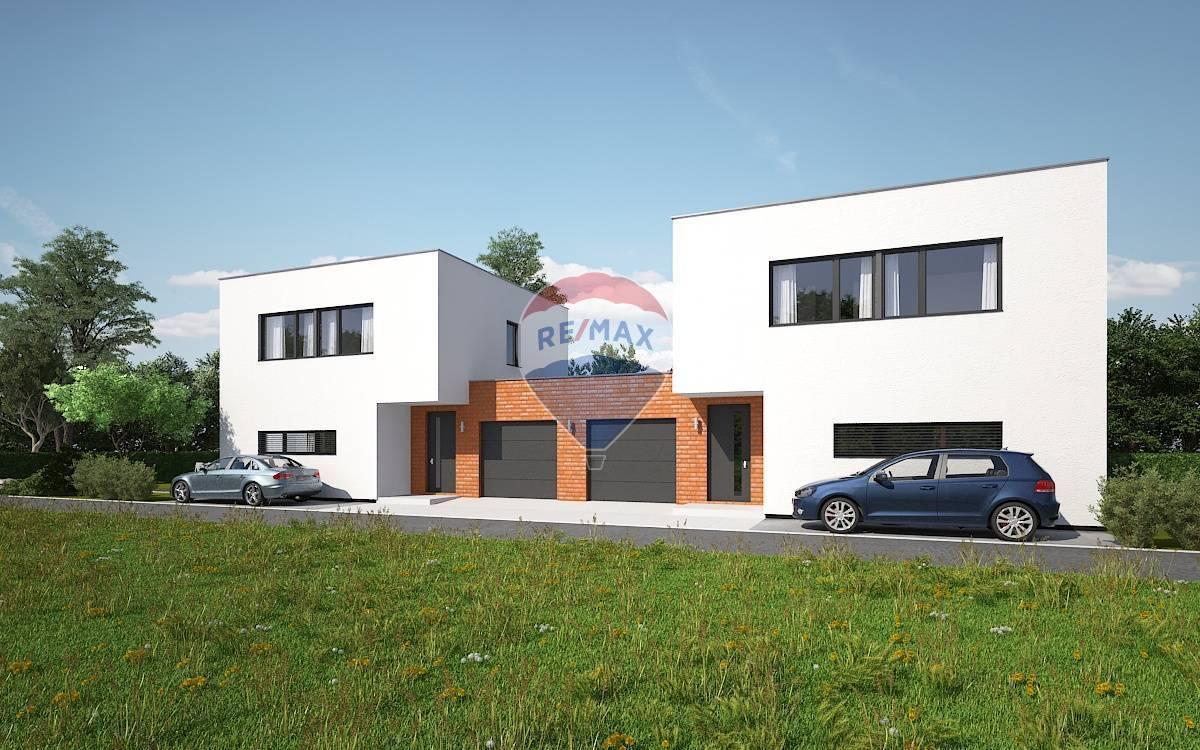 Predaj - 4 izbový Exkluzívny rodinný dom v Lehniciach