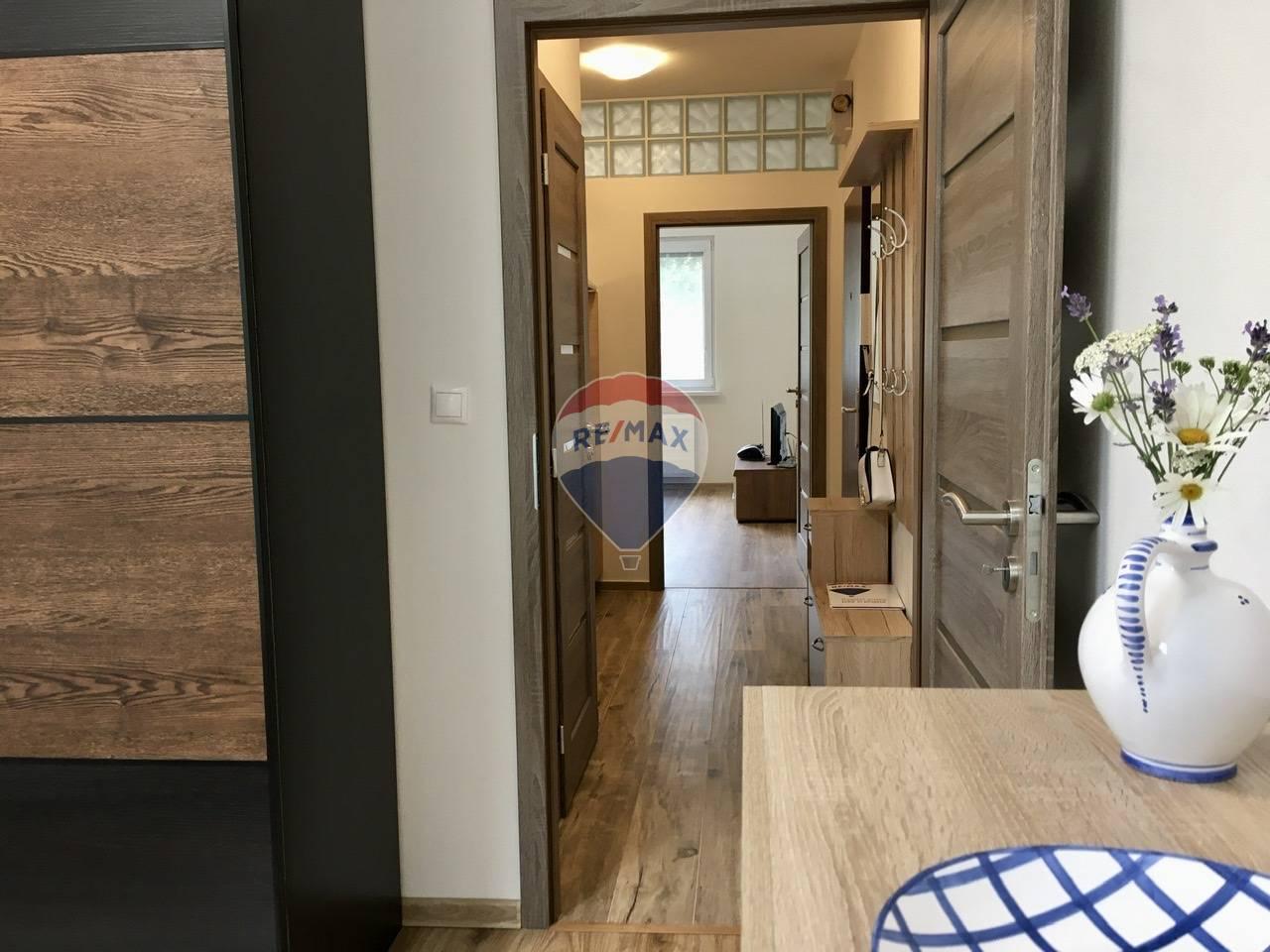 Úplne novučký 2-izbový zariadený byt na Studenohorskej NA PRENÁJOM