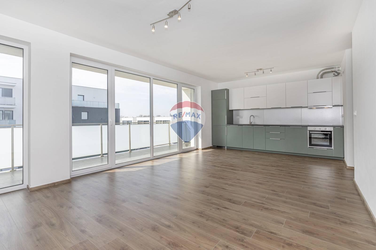 Na predaj 2izbový byt (62m2) v novostavbe Green Vilage - Dunajská Lužná