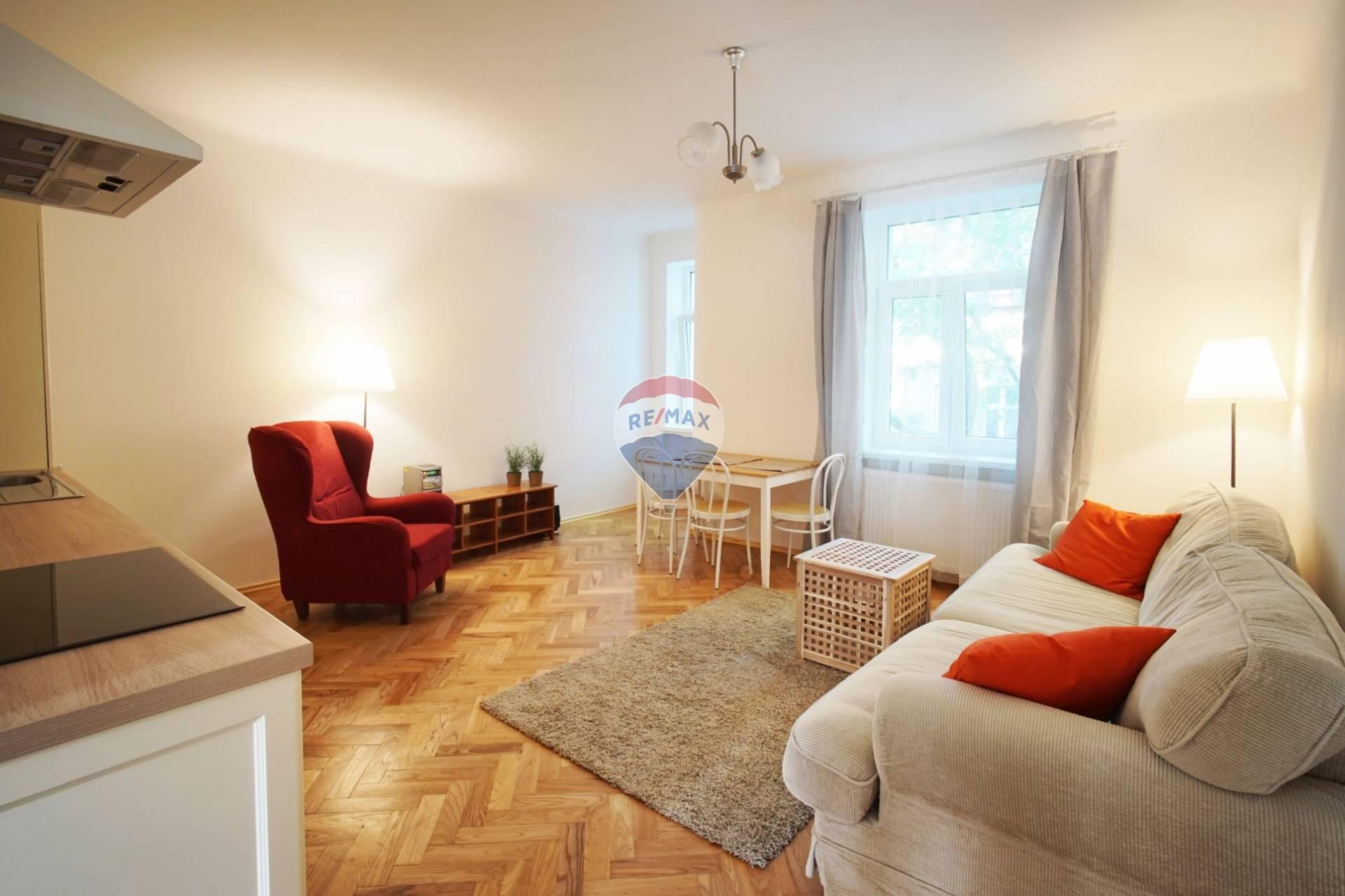 Krásny 1,5 izbový byt na prenájom v blízkosti Trnavského Mýta