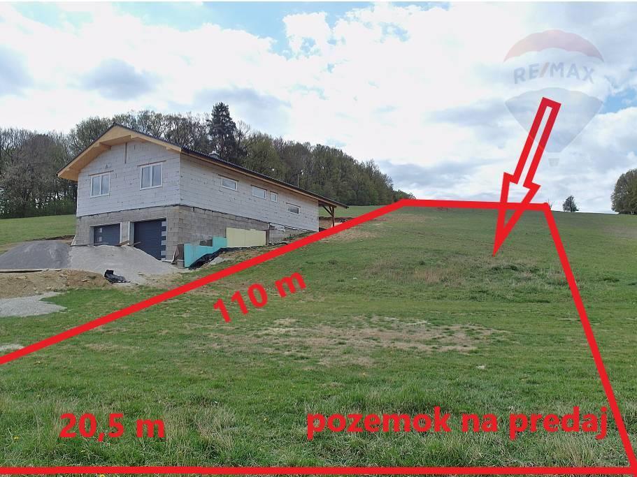 Pozemok na PREDAJ lokalita Prievidza - Kocurany- výrazné zníženie ceny – jedinečné miesto !!!