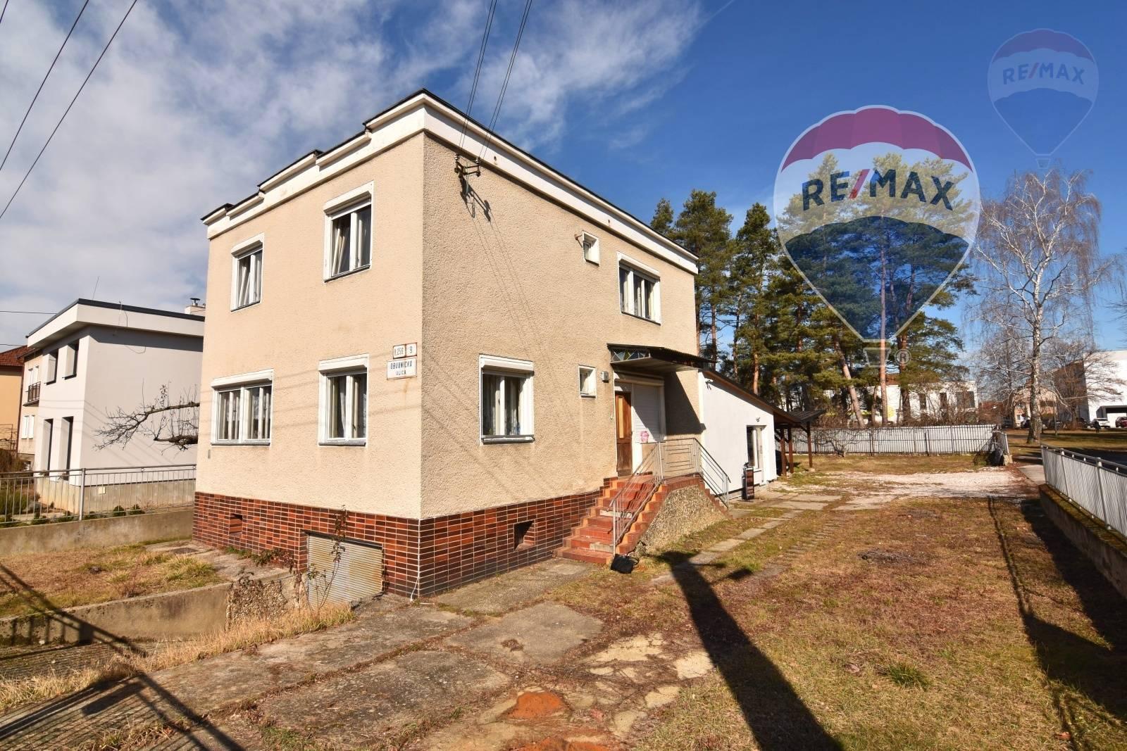 VIDEO  Rodinný dom 250m2 Prievidza s podnikaním , parcela 660m2