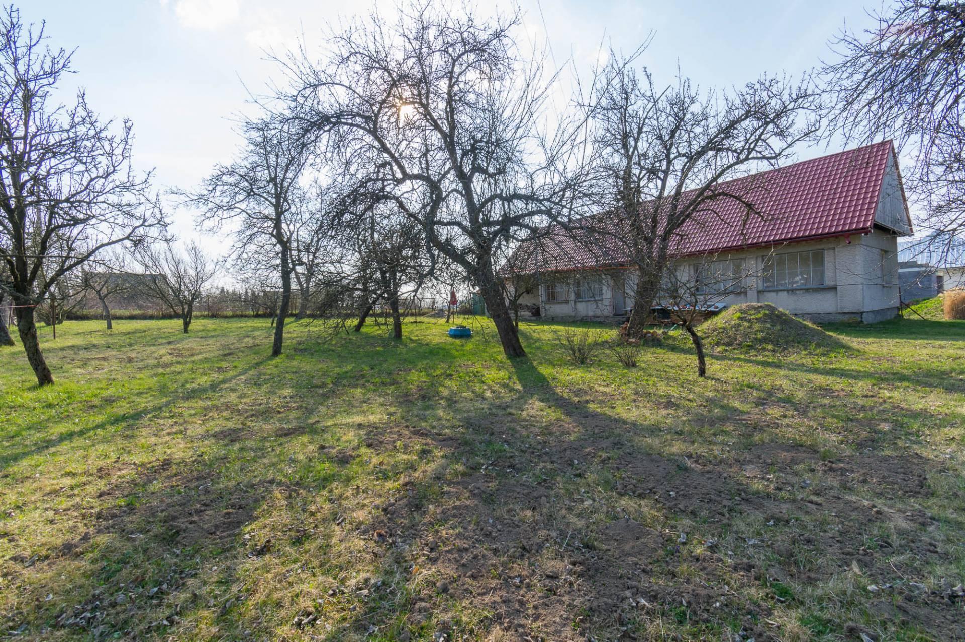 PREDAJ Chalupa Ľubianka - rohový pozemok 1129m2
