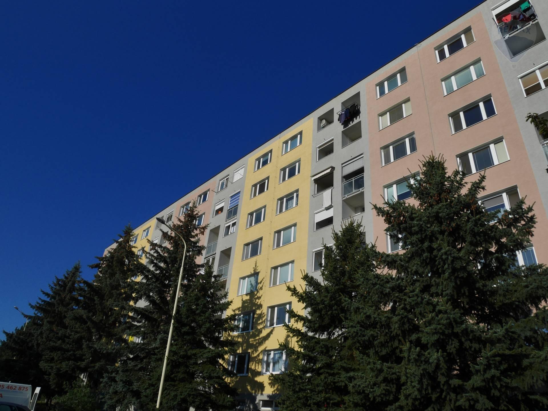 3 izbový byt, 64m2, ul. Nad Terasami v Prievidzi
