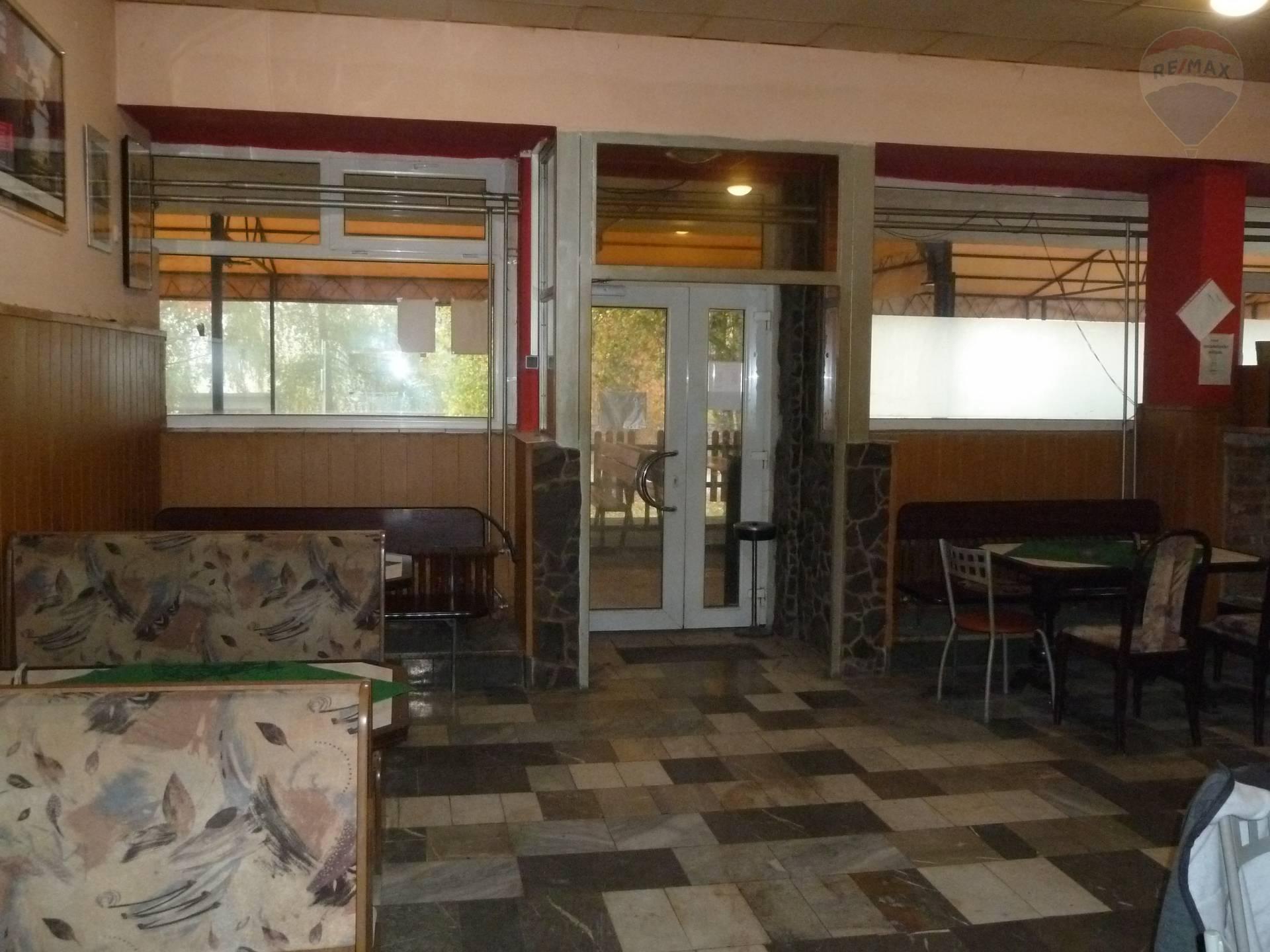 Predaj reštaurácie 125 m2, Bánovce nad Bebravou - Pohostinské priestory Bánovce nad Bebravou