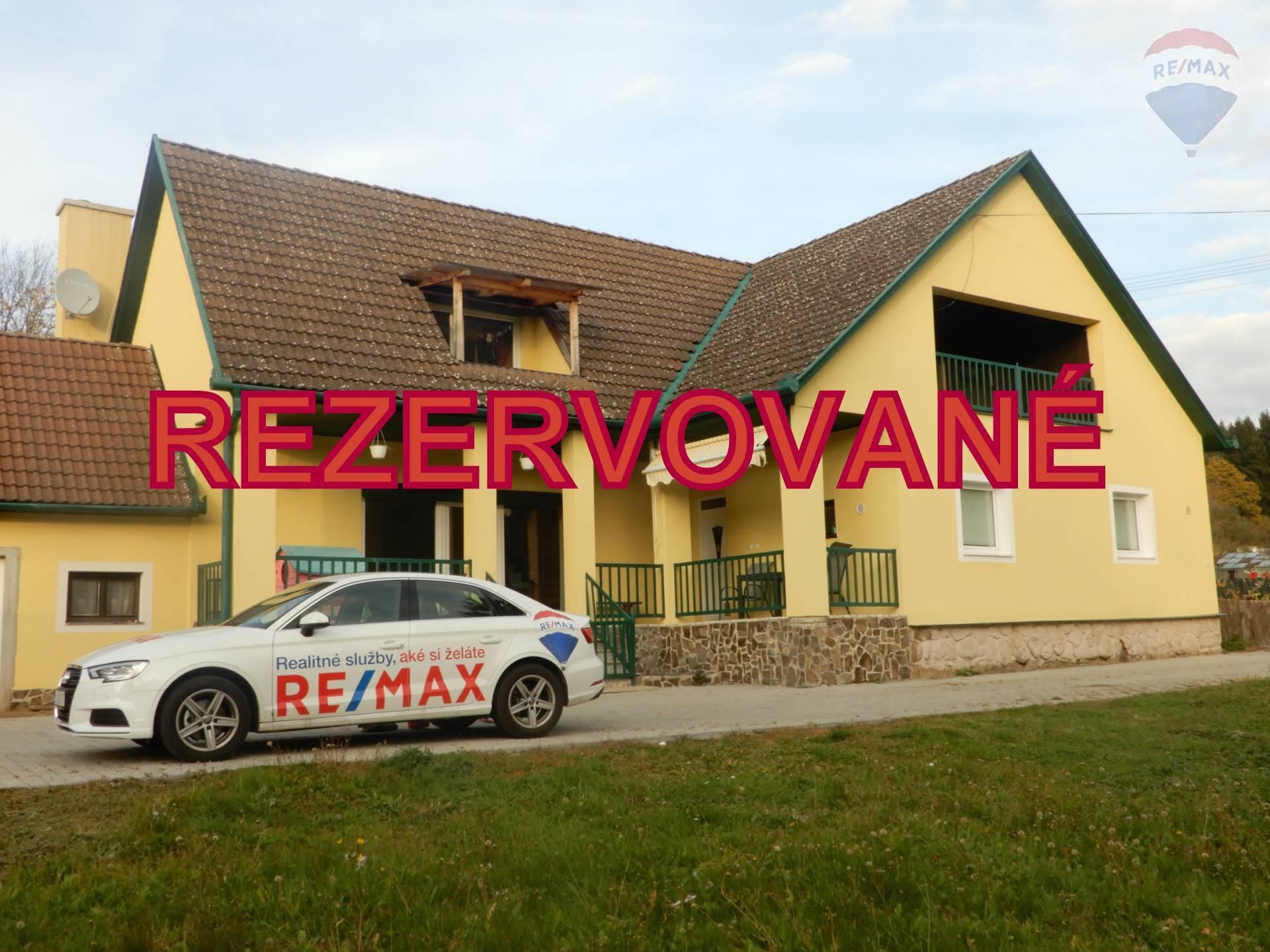 REZERVOVANÉ !!! Rodinný dom po kompletnej rekonštrukcii - Handlová - Nová Lehota