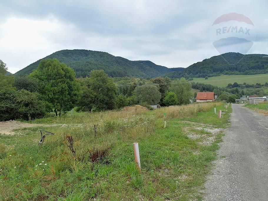 Predaj stavebný pozemok lokalita Kľačno - rezervovaný!