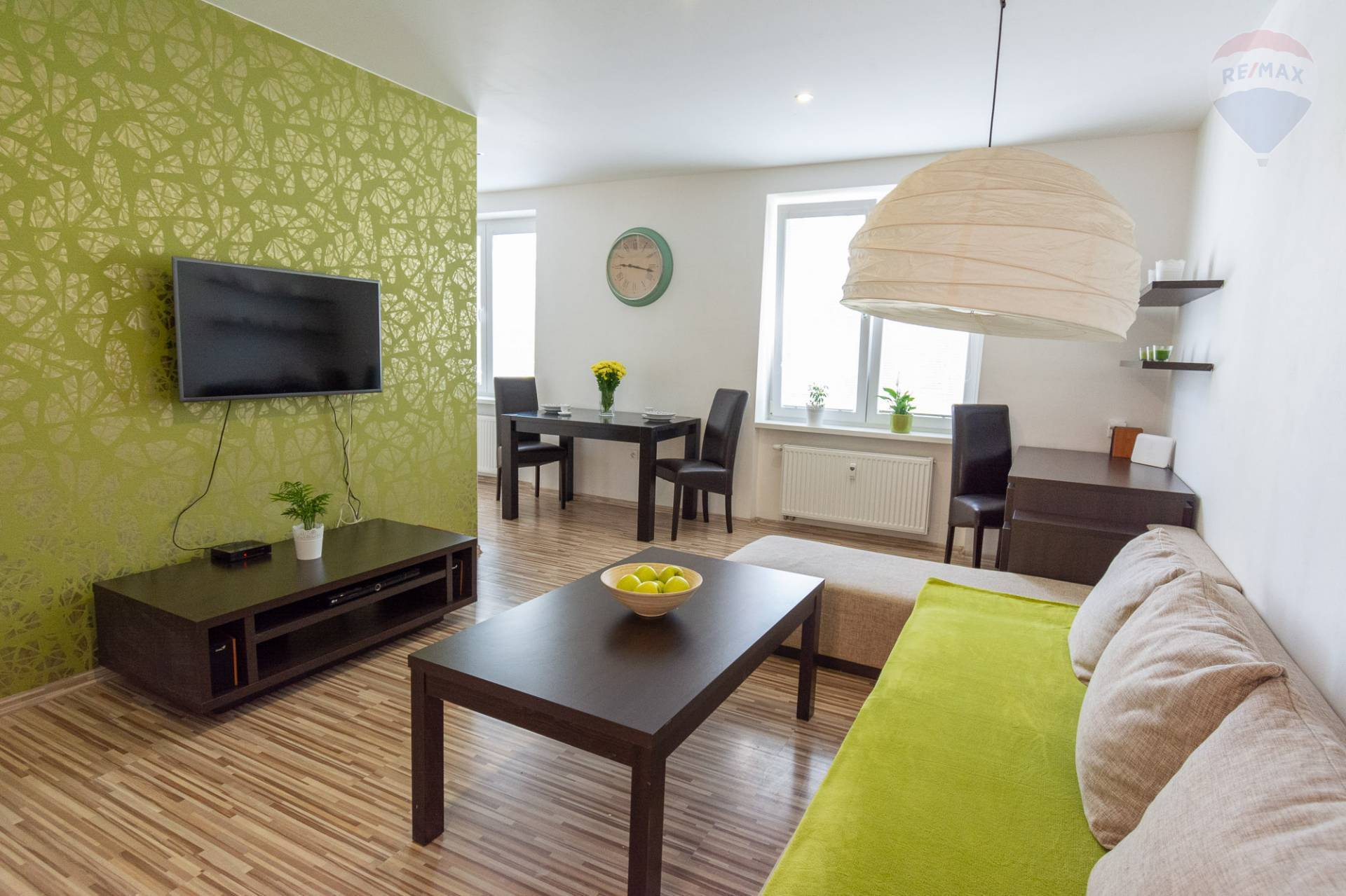 PRENÁJOM - kompletne zariadený 2 izb. byt lokalita Staré sídlsiko, Prievidza