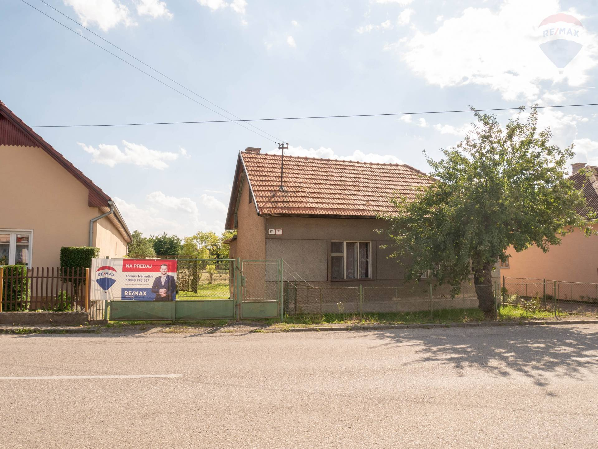 REZERVOVANÉ - Rodinný dom Zemianske Kostolany