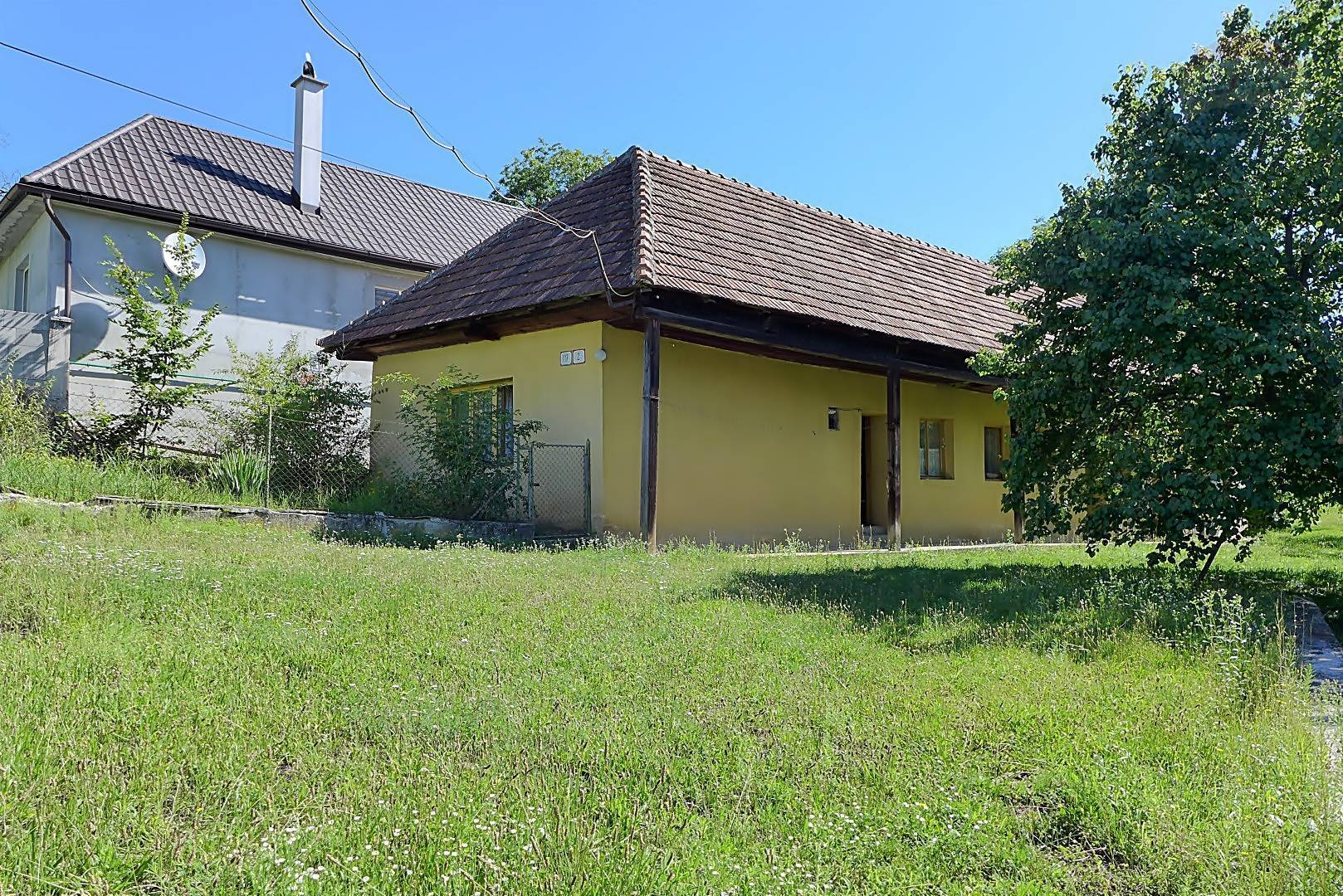 Predaj domu 134 m2, Dolné Vestenice - Starší rodinný dom na parcele 2758 m2 obec- Dolné Vestenice okres PRIEVIDZA
