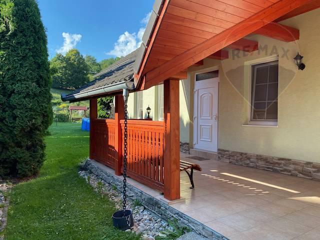 Predaj domu 108 m2, Kľačno - rodinny dom predaj Klacno okr Prievidza