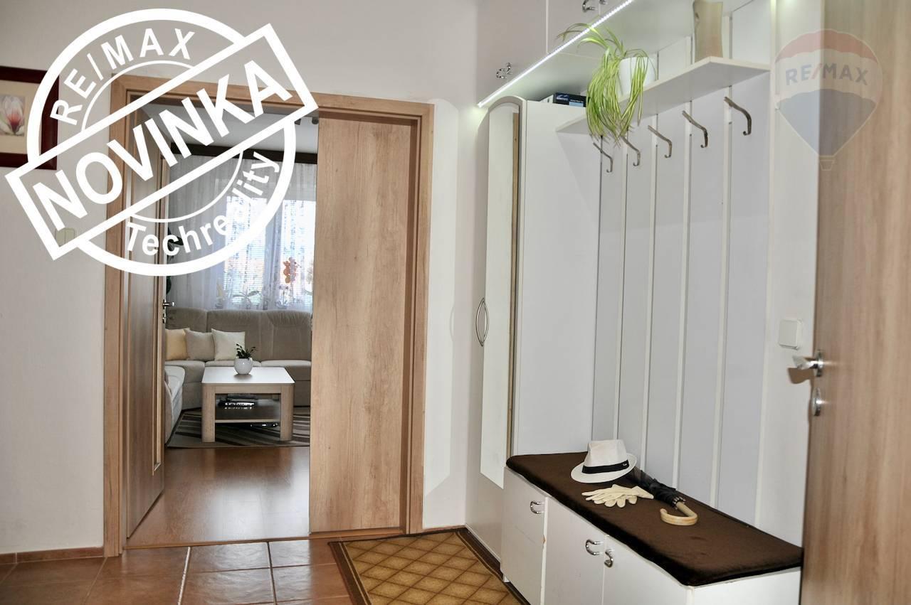 Na predaj 3-izbový byt 70 m2 s loggiou Zapotôčky - Prievidza