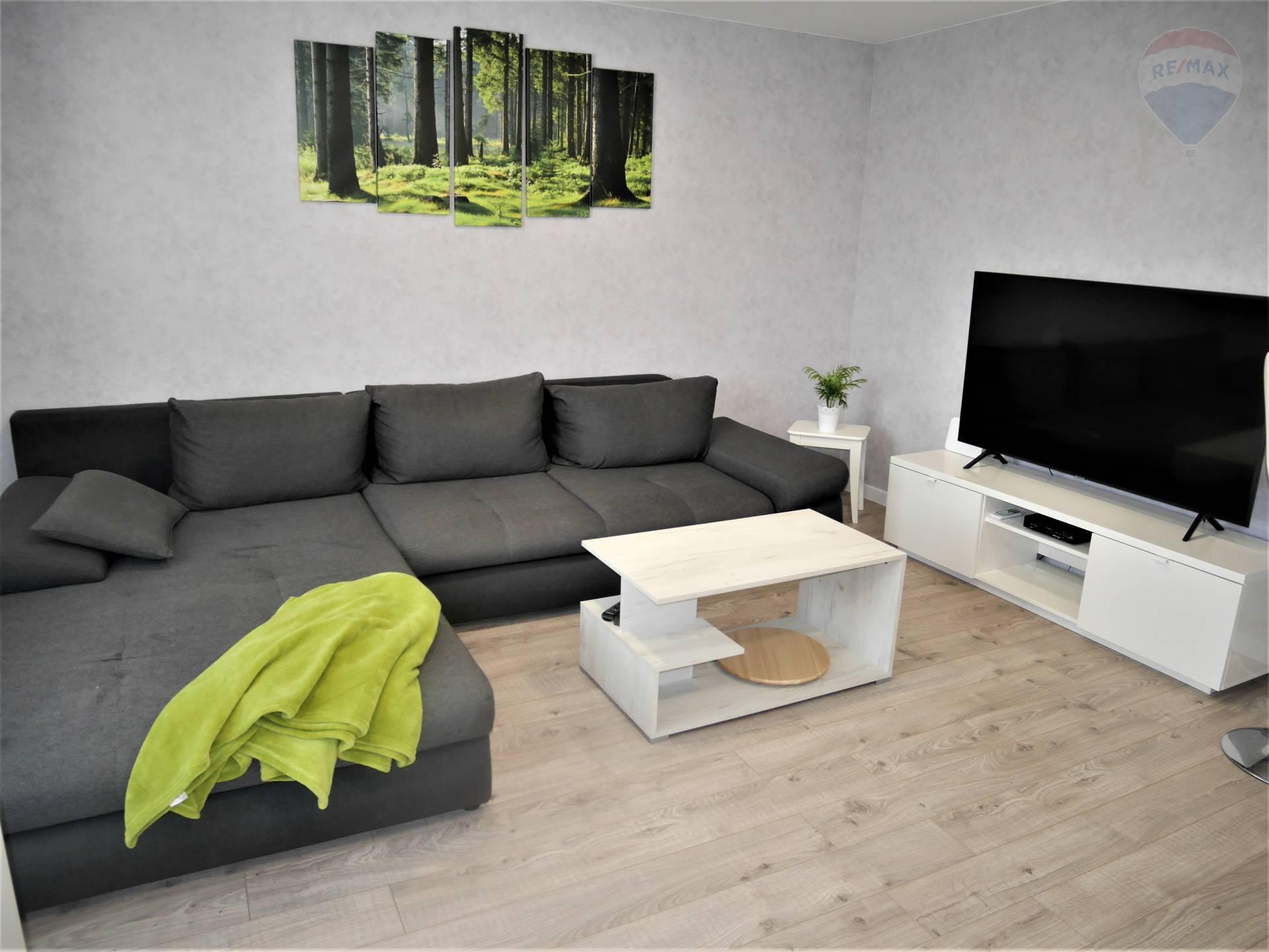 Komfortné bývanie v 3. izbovom byte po kompletnej rekonštrukcií?