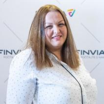 Mgr. Eva Masaryková - hypotekárny špecialista