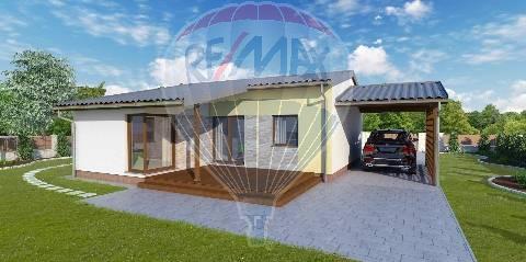 Na predaj nízkoenergetický montovaný rodinný dom