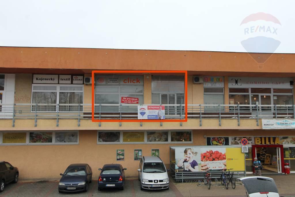 Prenájom obchodných priestorov v Holíči, 100 m2