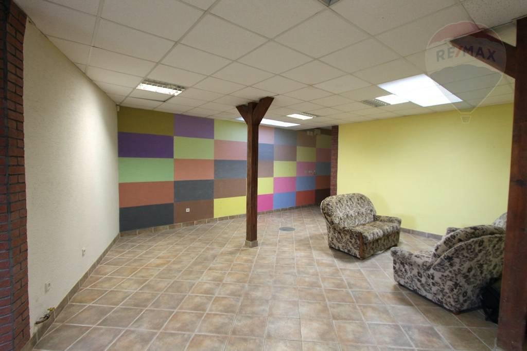 Prenájom obchodných priestorov v Holíči - 100 m2