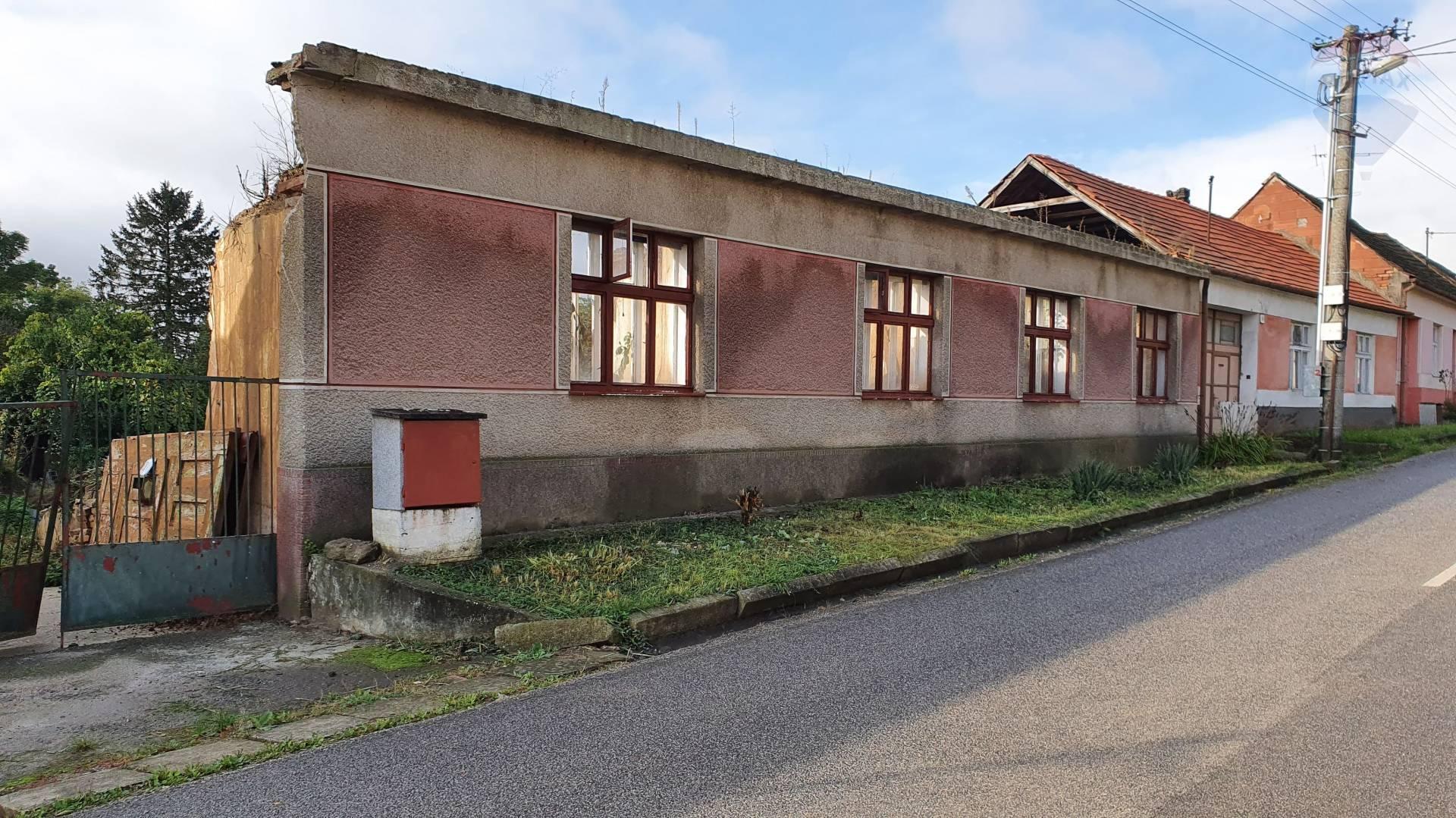 Pozemok v obci Koválovec - okres Skalica