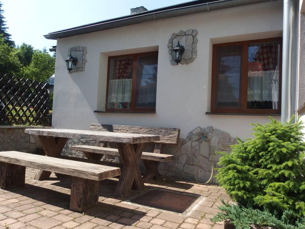 Predaj: Rodinný dom po rekonštrukcii v rekreačnej obci.