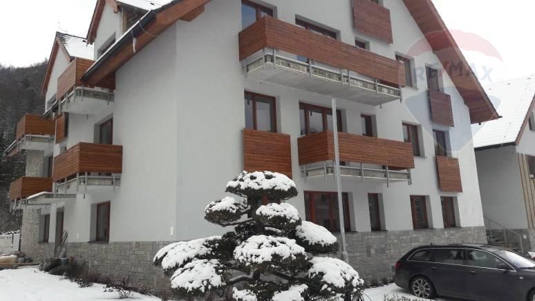 3-izbový apartmán, Nízke Tatry – juh, Mýto p. Ďumbierom