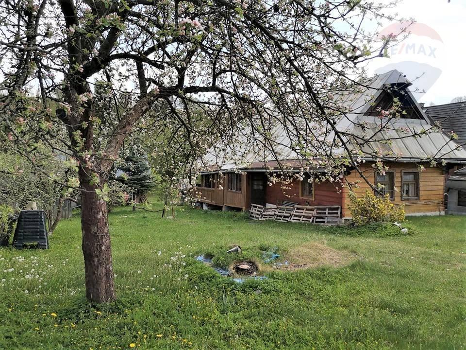 PREDAJ: Drevenica v turisticky atraktívnej obci Braväcovo