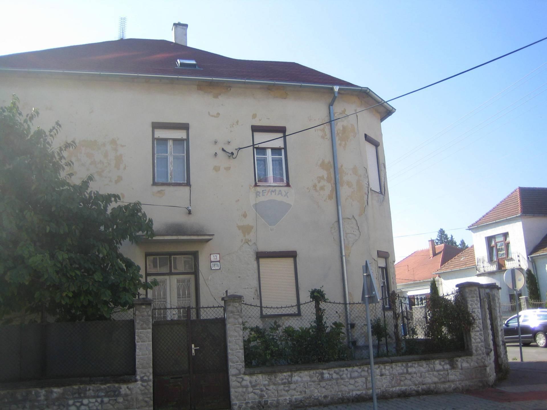 Predaj domu 240 m2, Trnava - pohľad z ulice