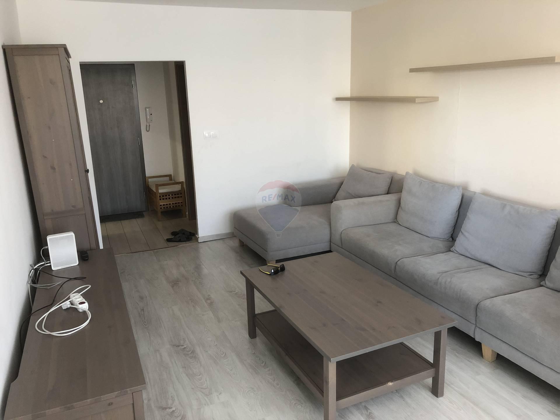 Prenájom bytu (3 izbový) 75 m2, Trnava - obývačka