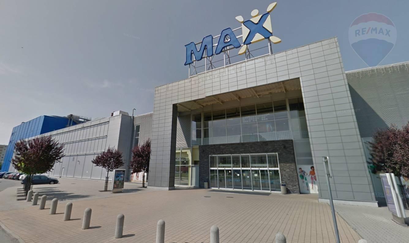 Odstúpenie prevádzky autoumývarky v OC MAX, Prešov