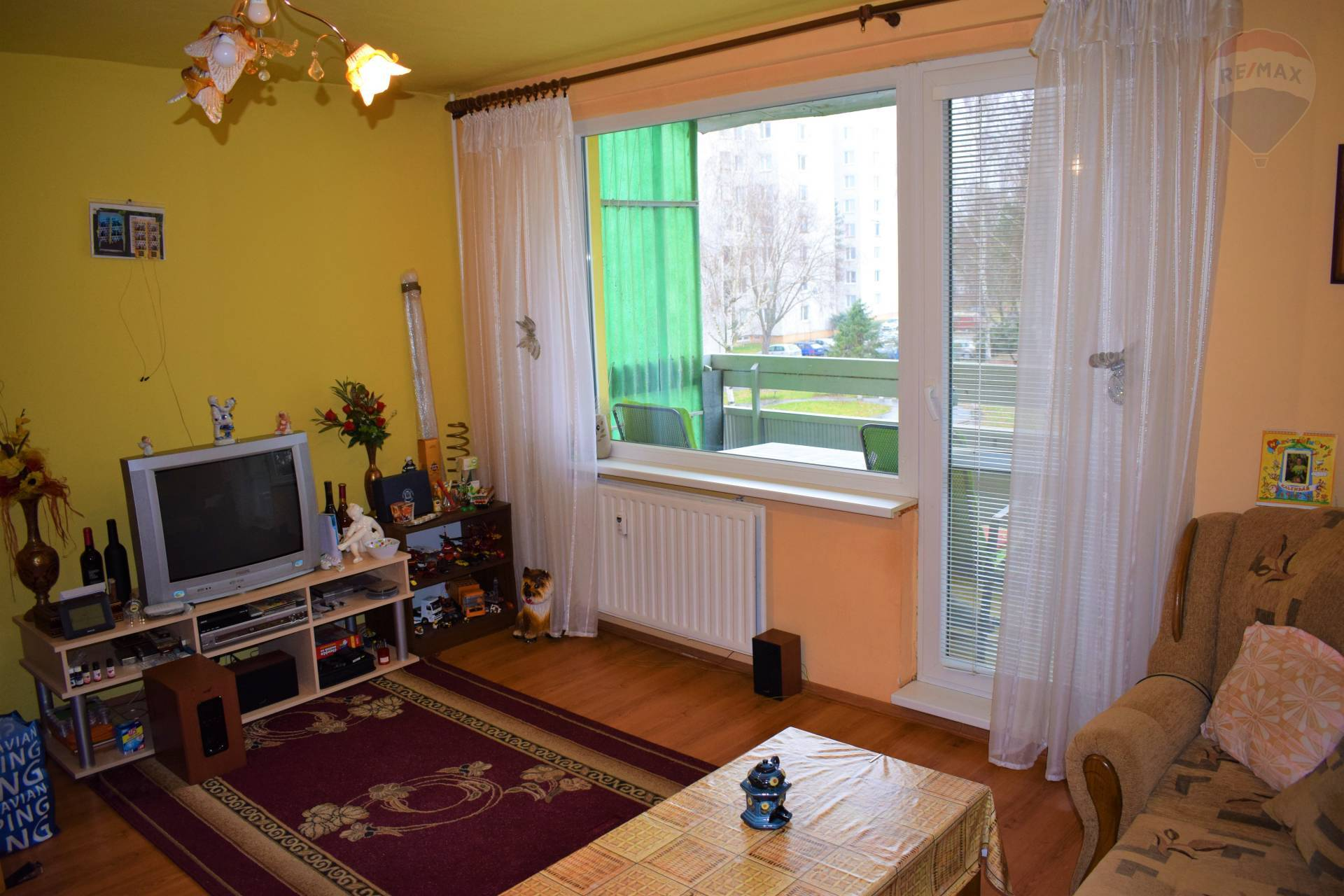 3 izbový byt na Laboreckej ulici v Humennom, na predaj.