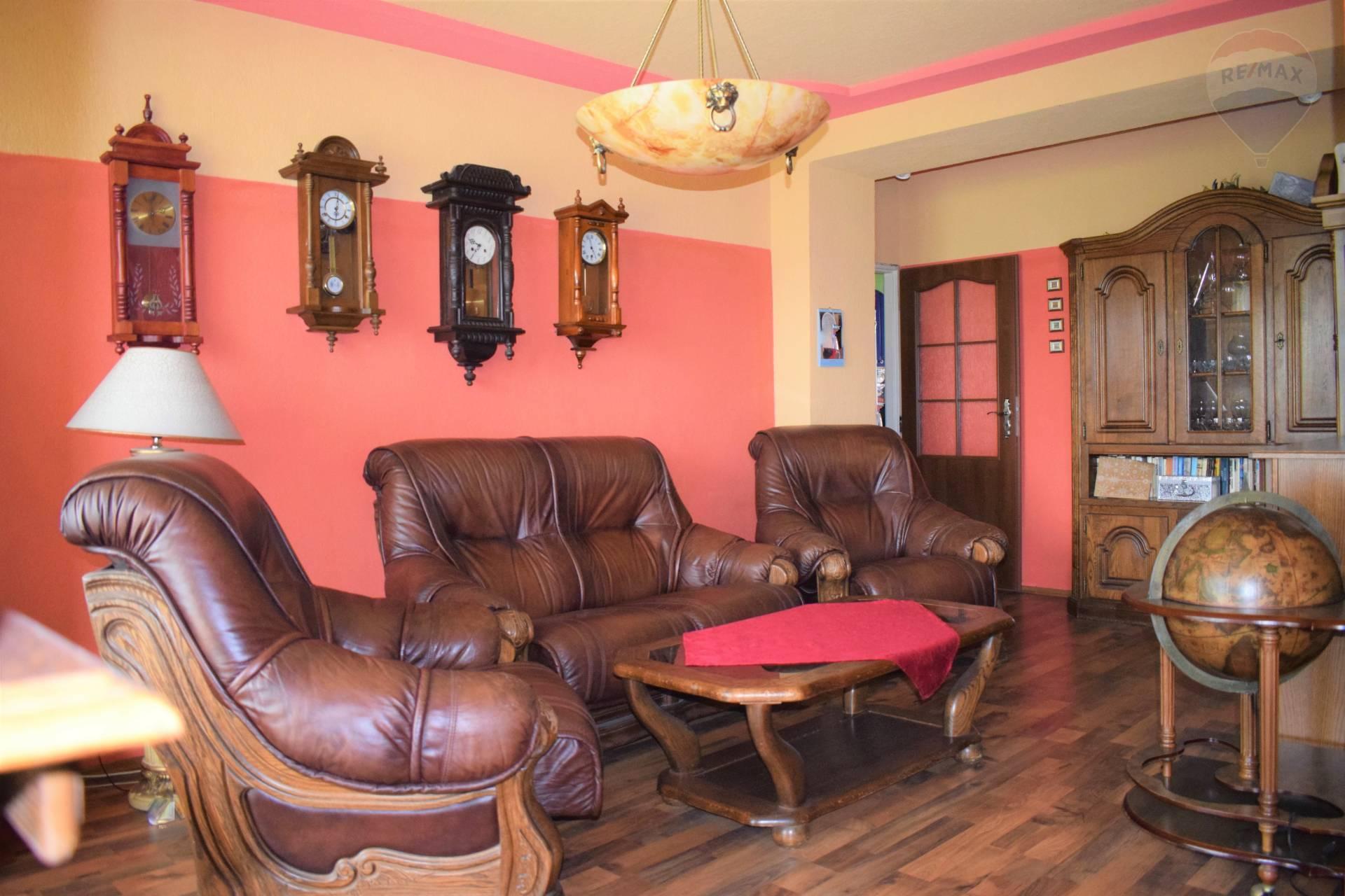 3 izbový byt na Puškinovej ulici v Humennom, na predaj