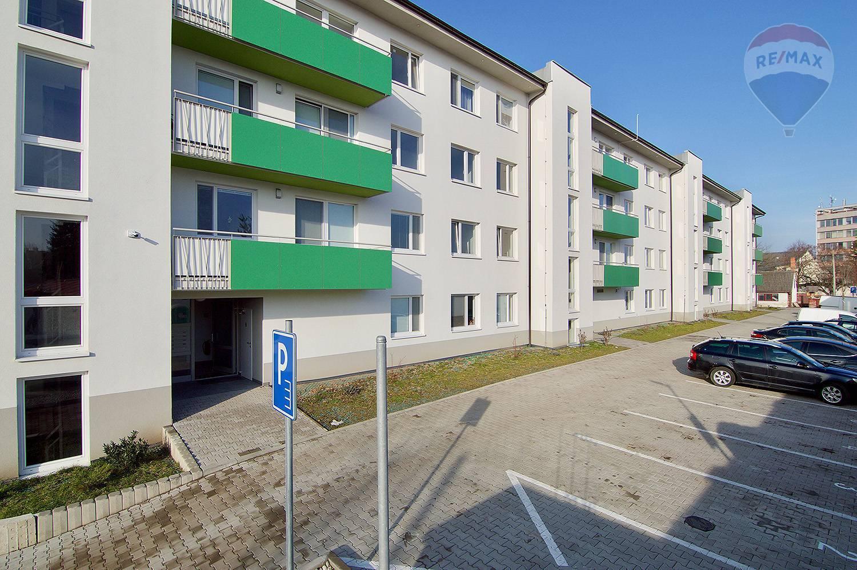 Na predaj: 3-izbový byt, novostavba, Malacky