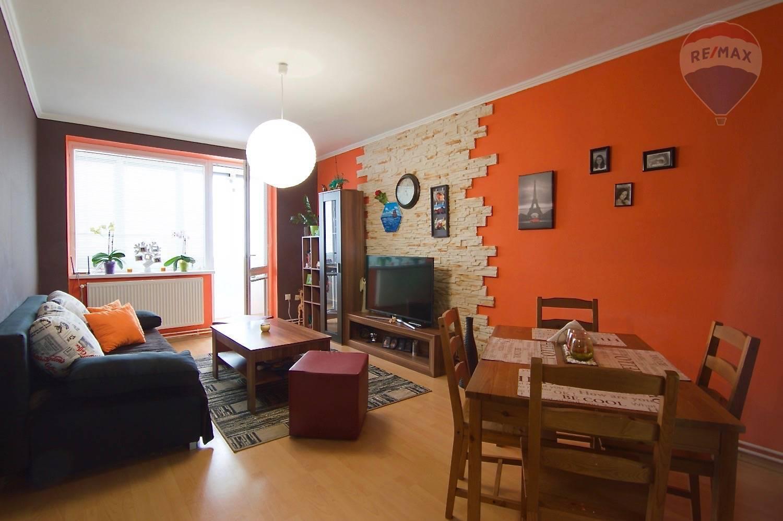 Na predaj 3-izbový byt, Veľkomoravská ulica, Malacky