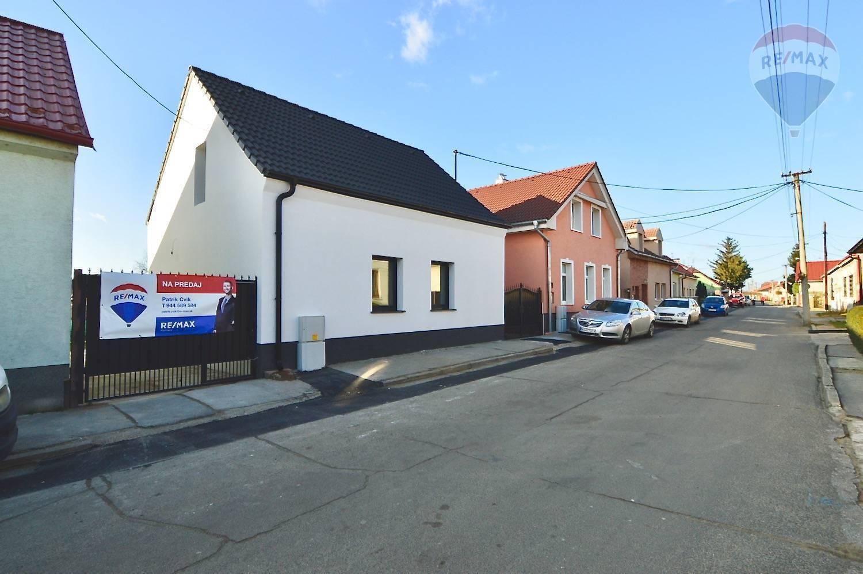 Na predaj: Zrekonštruovaný rodinný dom vo Vysokej pri Morave