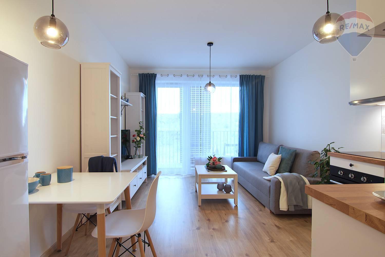 Prenájom 1-izbového bytu - Bratislava- Petržalka 470,-/mesiac