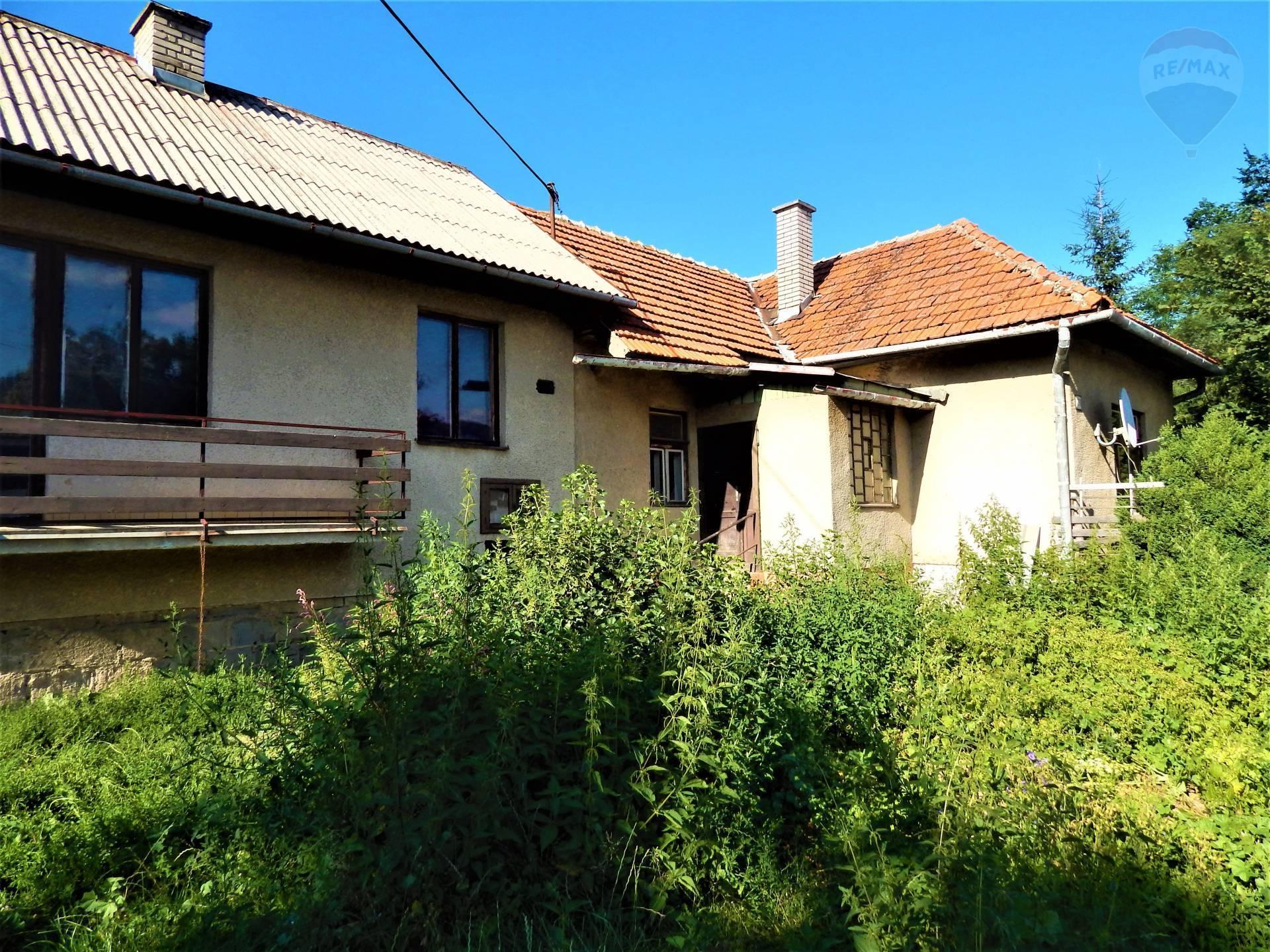 Na predaj rodinný dom Hranovnica, okres Poprad